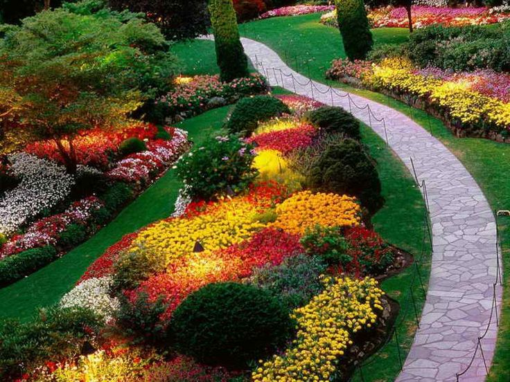 bedroom exteriograceful colorful garden flower bed ideas grant flower bed ideas to make beautiful garden how to make a flower bed how to plant a flower - Beautiful Garden Plans