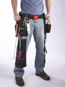 BBQ Tool Belt