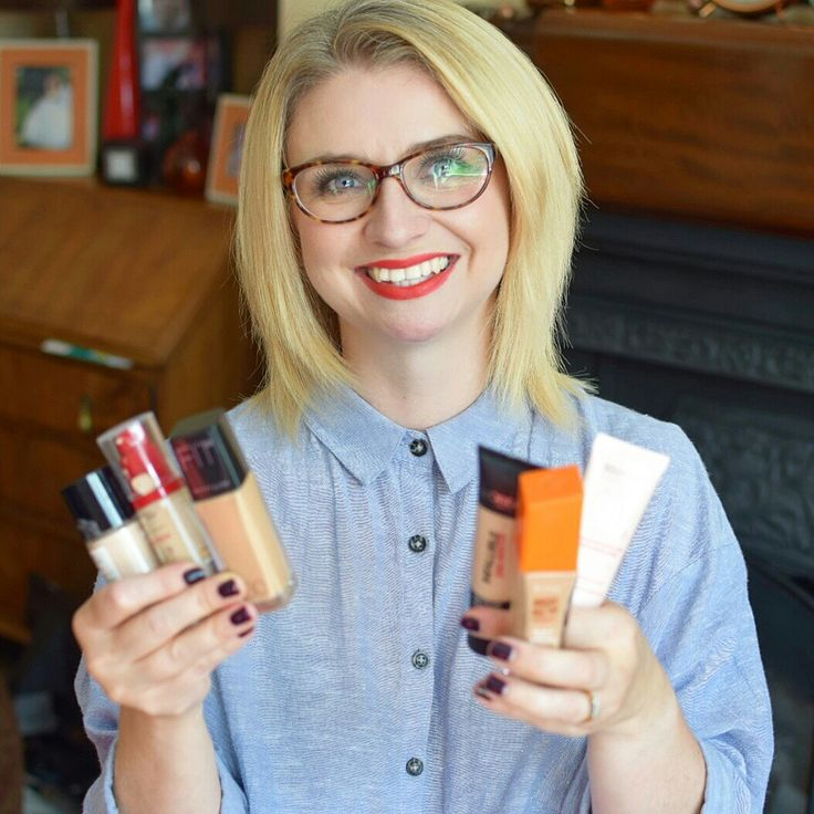 My fave DRUGSTORE FOUNDATIONS