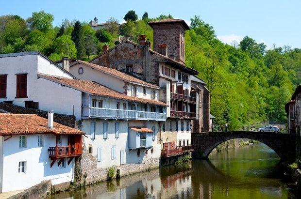 Pays basque : Saint-Jean-Pied-de-Port