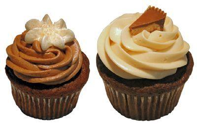 Recepten voor veganistische cupcakes