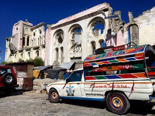 Port-au-Prince, Haiti 2015