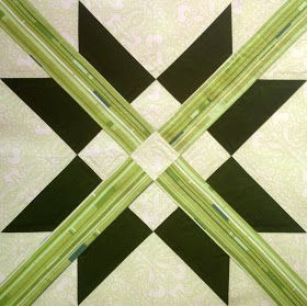 Starwood Quilter: Mexican Star Quilt Block and Settling in Arizona Territory