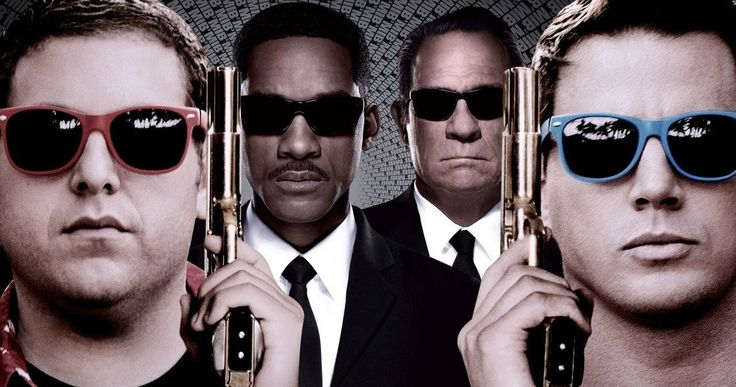 'Jump Street' & 'Men in Black' Crossover Is Closer to Happening -- Sony Pictures is in talks with director James Bobin to take the helm on their 'Jump Street' and 'Men in Black' crossover movie. -- http://movieweb.com/23-jump-street-men-in-black-crossover-director-james-bobin/