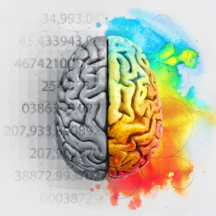 The Real Neuroscience of Creativity.  So yea, you know how the left brain is really realistic, analytical, practical, organized, and logical, and the right brain is so darn creative, passionate, sensual, tasteful, colorful, vivid, and poetic?  No.  What if this is totally wrong.  I'm sure this impacts on ADHD - not sure how