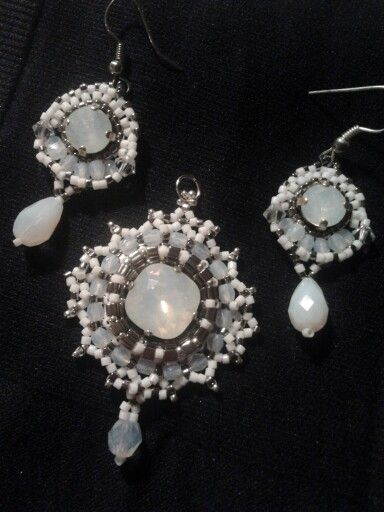 Swarovski beaded jewellers