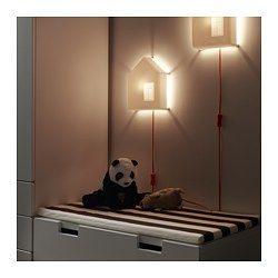 IKEA - DRÖMHEM, Lámpara de pared, , Para una iluminación suave y decorativa.