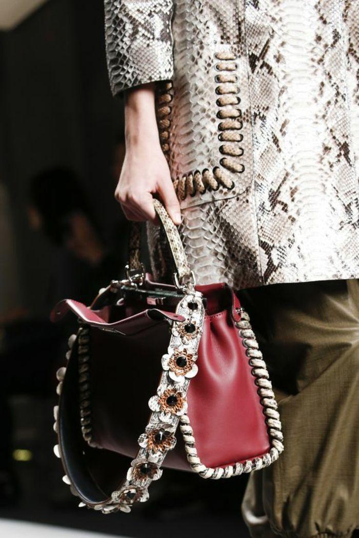 fendi markentaschen ledertaschen damen