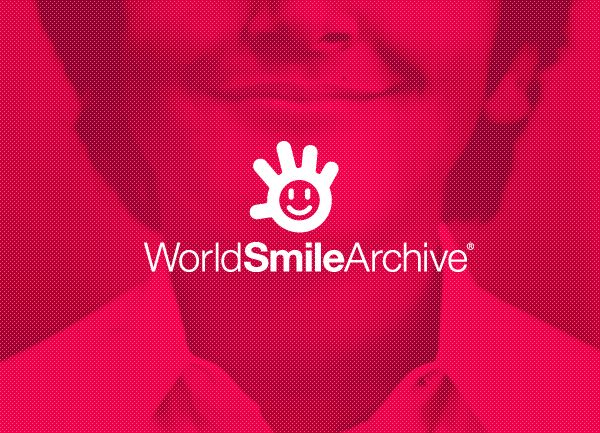 World Smile Archive by Redkroft , via Behance