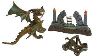 Mega Bloks Dragons Battle Gate Construction Blocks by Mega Bloks. $20.99. Contains 110 pieces total. Fun to build and play for all ages. For all those who are dragon fans. From the Dragons series. Recommended for ages 8 years and older. Item is in stock and ready to ship.