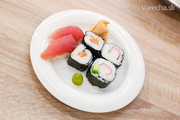 Sushi (fotorecept) - Recept