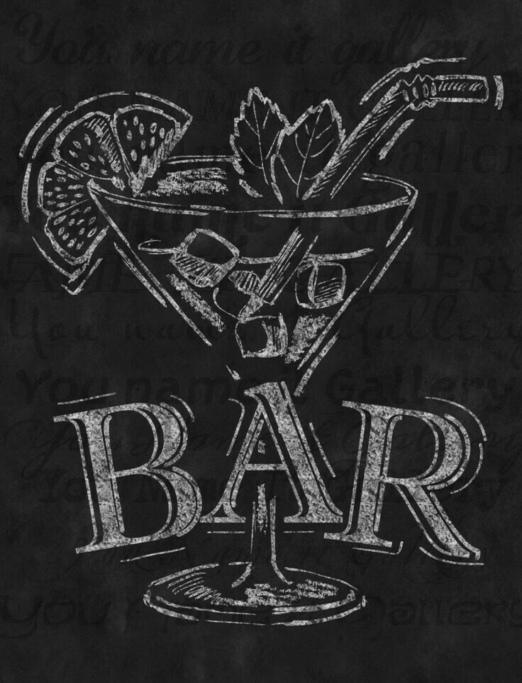 Pin By Hec On Drink Illustrations Chalkboard Art Bar Chalkboard Ideas Chalkboard Bar