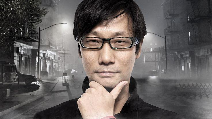 Hideo Kojima creador de Metal Gear & Silent Hill Game popular diseñador de videojuegos