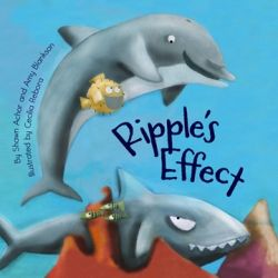 """""""When you smile, my mirror neurons light up, tell me I am the one smiling… We can make a ripple effect of positivity if we begin to choose happiness ourselves."""" -- Achor and Blankson, cited in RedWhiteandGrew.com review of """"Ripple's Effect"""""""
