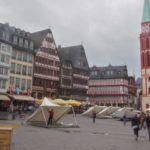 """Römerberg (""""Town Hall Square"""") in Frankfurt"""