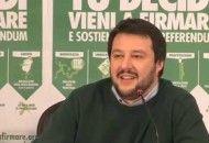 Piemonte: #TORNA A #COLPIRE. Torino Salvini è Hitler in un manifesto pubblicitario: ma è un fake... (link: http://ift.tt/2eudvVe )