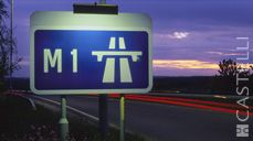 1st Nov - On this day: The first stretch of the M1 opened 1959     (Source: Castelli 2017 corporate diary/2017 diaries feature facts every day)