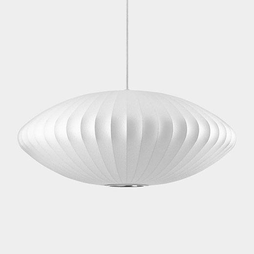 George Nelson Bubble Lamp® Saucer Pendant George Nelson, 1947