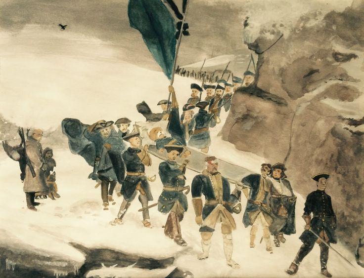 Snowborne - Cân Cennau (cancennau) - Great Northern War ...