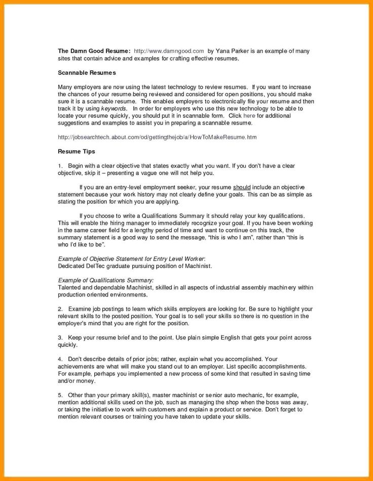 Construction project manager resume construction