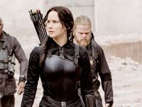 I got: Katniss Everdeen! Which Famous Book Character Are You?