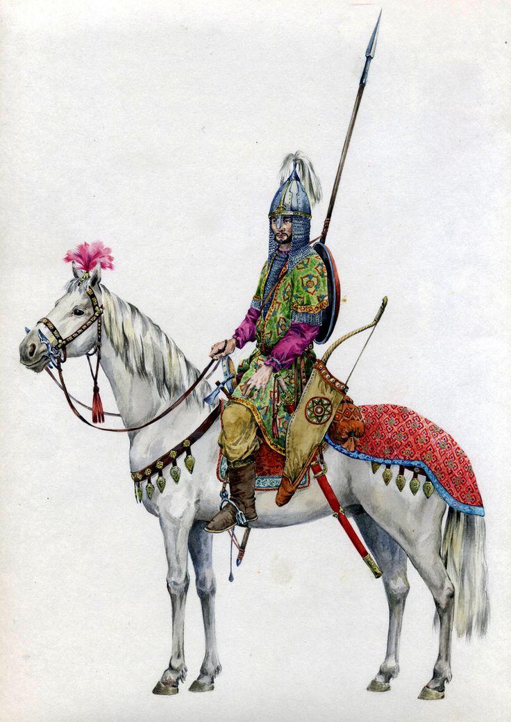 Khazar Horseman