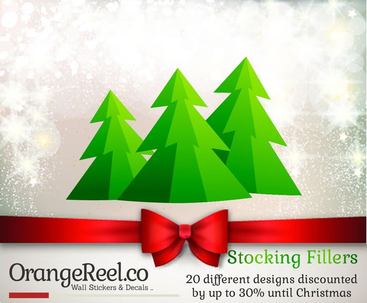 Our Stocking Fillers deal has now started! Saving 30% on many of our promotional favourites!