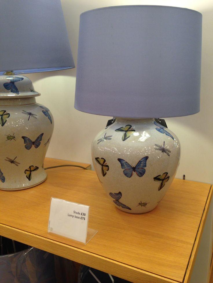 feminine lamp