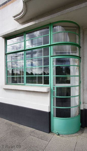 The Hoover Building London, a stunning example of Industrial Art Deco architecture.