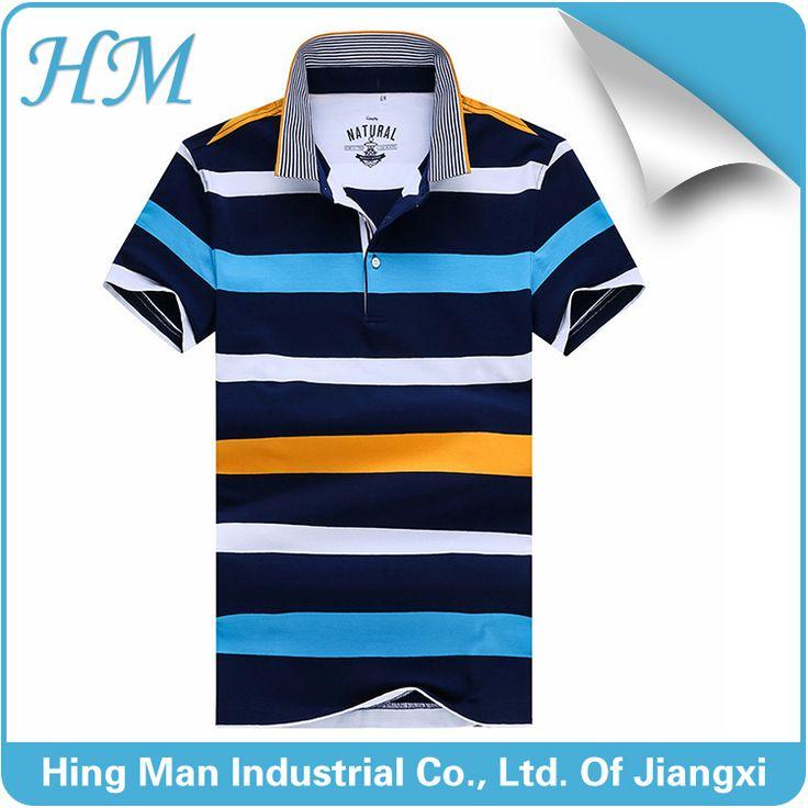 Check out this product on Alibaba.com App:Hot sale mens fashion polo t shirt striped print 100�otton t shirt wholesale https://m.alibaba.com/zyQjim