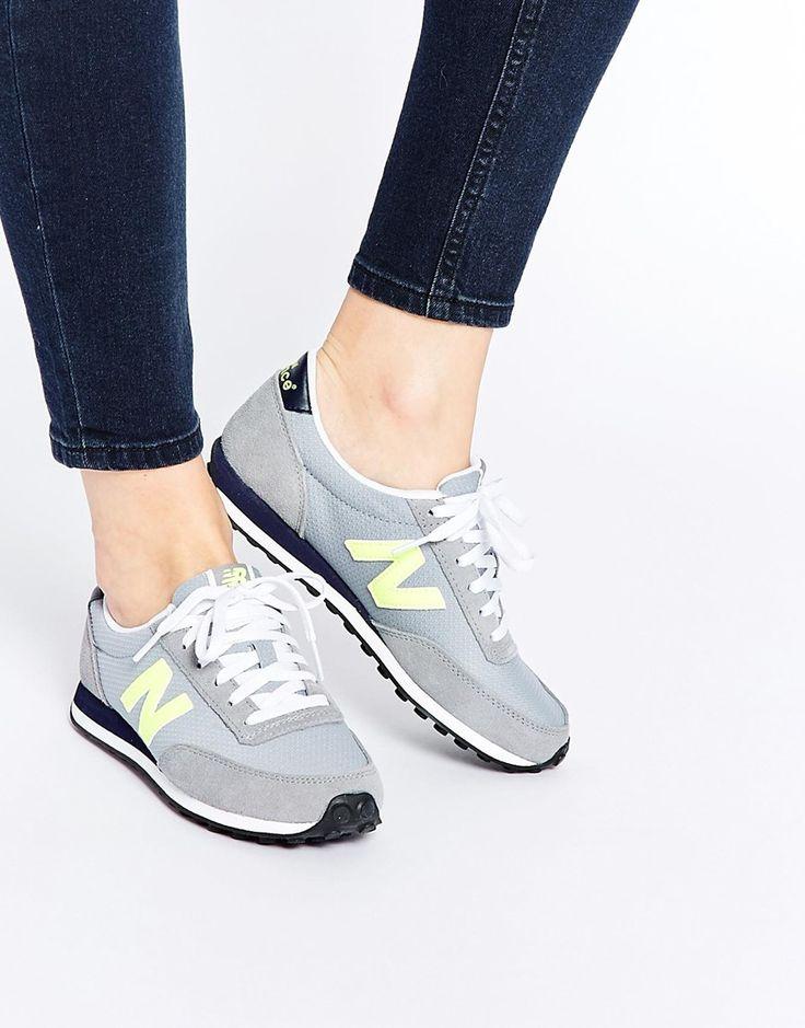 new balance wl410 sneaker low grey