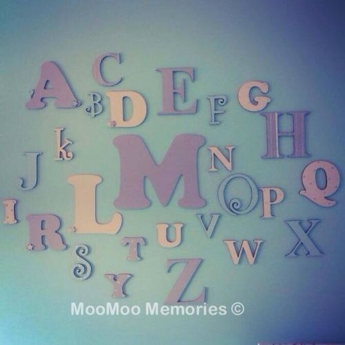 Alphabet - Boys set