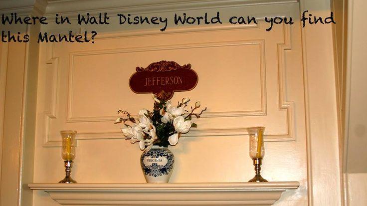 Where in the World Wednesday!!!  #WDW #Disneyworld