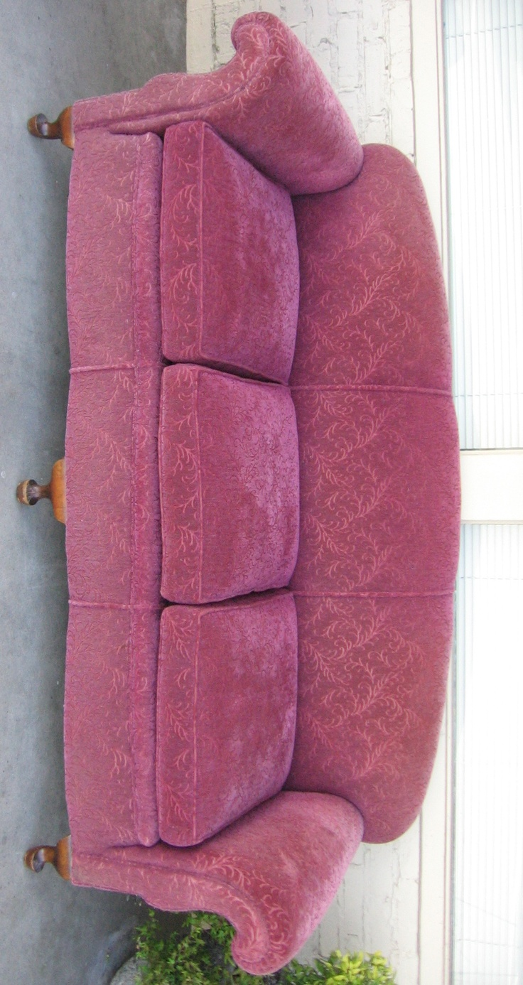 1930 S Sofa Love The Curves Nylon Frieze Frise Fabric