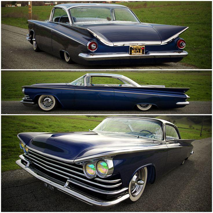 1959 Buick Kustom By Adam's Rotors Inc.