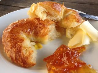 HOME-MADE CROISSANTS with PAUL HOLLYWOOD RECIPE