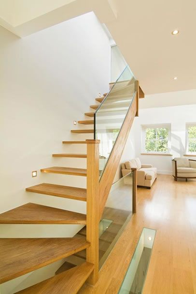 Stairs - Loft house plans inside staircase ...