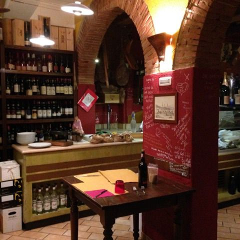 Osteria Farniente, where the Paleo Eating is Good! Grosetto, Tuscany, Italy.