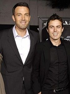 Ben and Casey Affleck - the Affleck Brothers