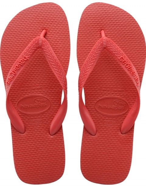 Choose the right brand to comfort your feet! Havaianas Top Ruby Red flip flop @flopstore.my http://flopstore.my/my_english/havaianas-top-ruby-red-flip-flop.html