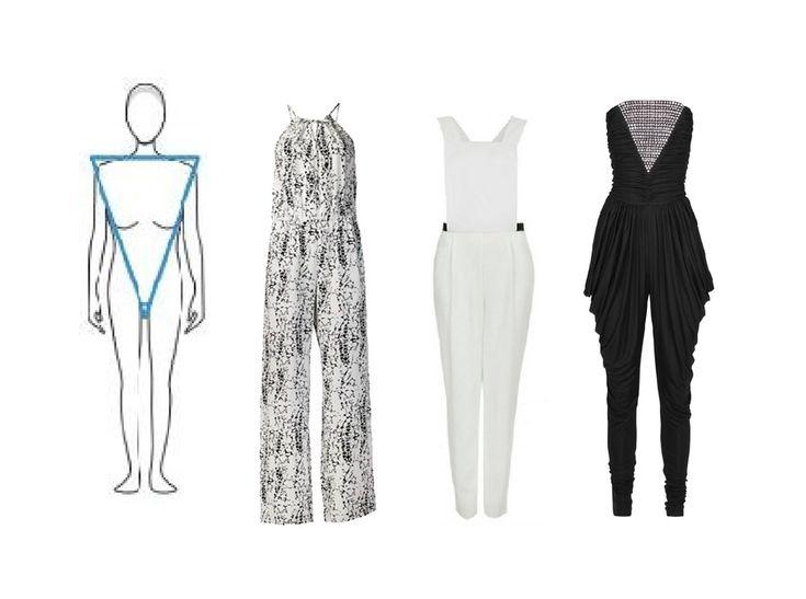 blusas para cuerpo triangulo invertido - Buscar con Google