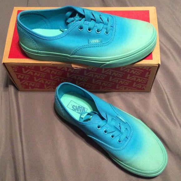 Authentic ombré vans | D, Cleanses and Shoes