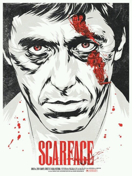 Al Pacino, Scarface
