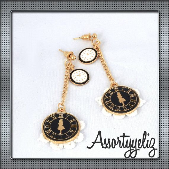 STYLİSH EARRİNGS by assorty on Etsy