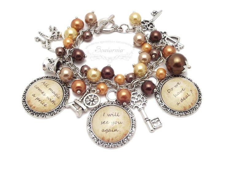 """Once Upon a Time"" bracelet"