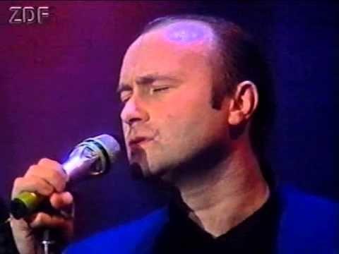 Phil Collins I wish it would rain down Das waren die 80er 1990 - YouTube