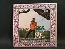 Tom Jones - Green, Green Grass of Home (LP)