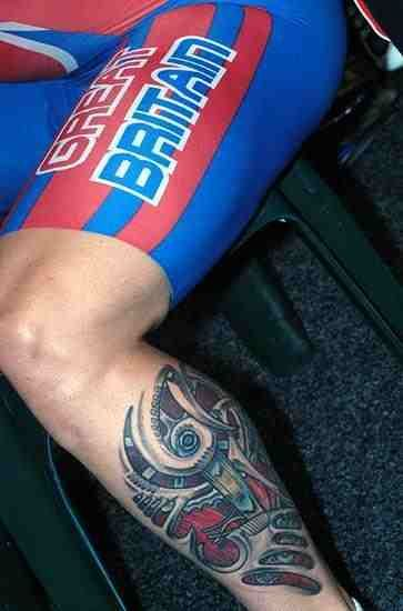 Nice, Cycling tattoo and Bikes on Pinterest