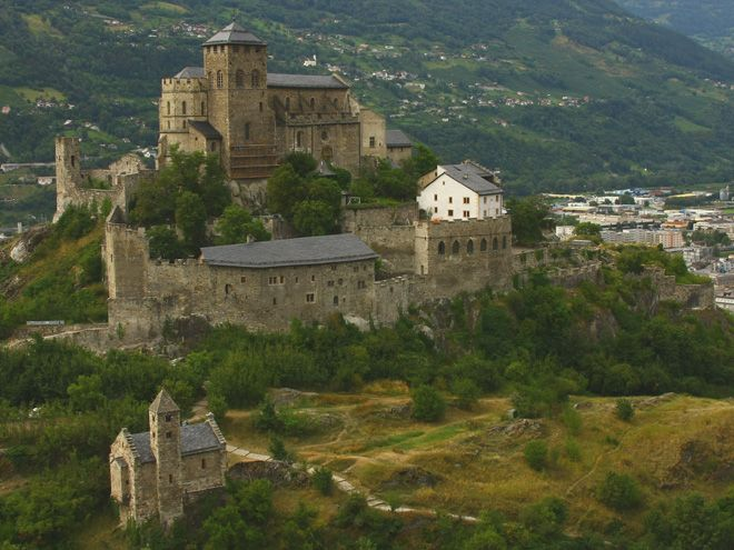 Sion in Wallis