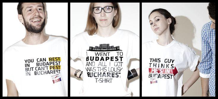 Poland. Holland. Budapest. Bucharest.